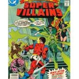 The Secret Society Of Super Villains 14 By DC 1978